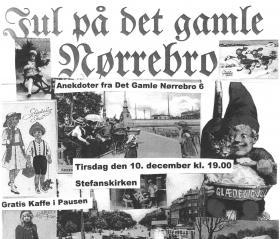 Jul på det gamle Nørrebro